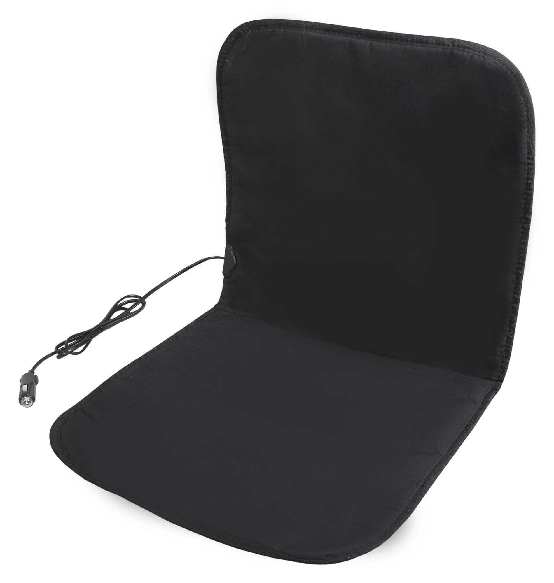 Compass potah sedadla vyhřívaný 12V BLACK