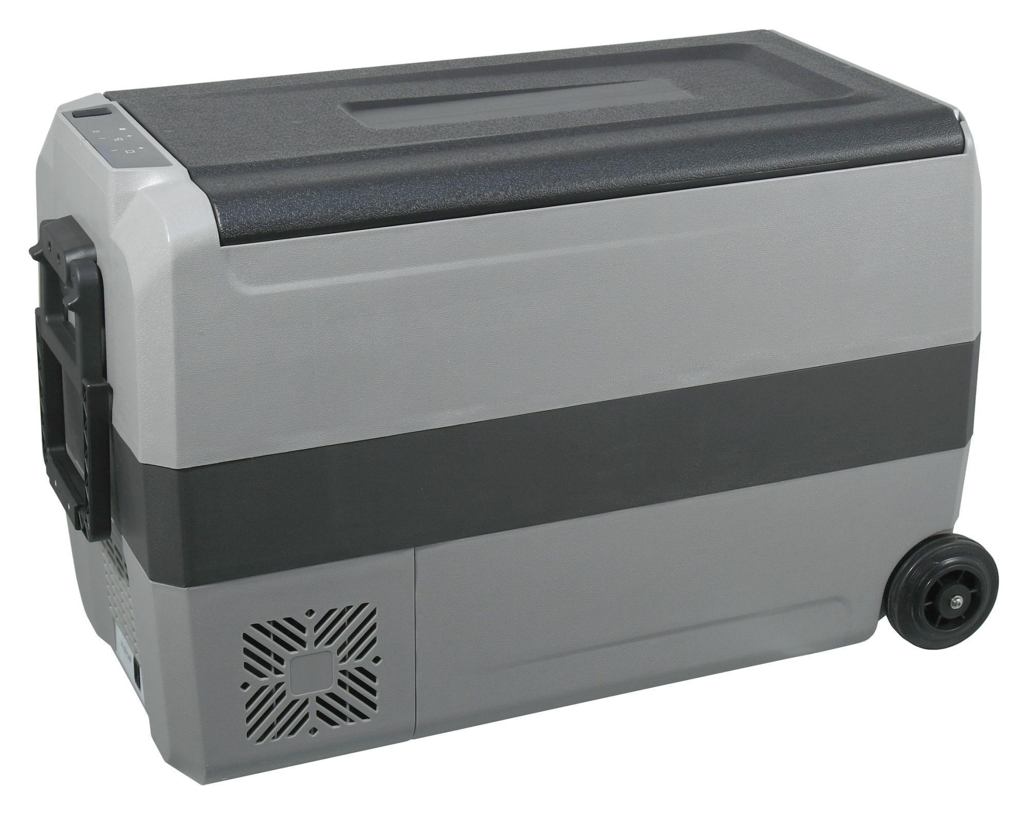 Compass Chladící box DUAL kompresor 50l 230/24/12V -20°C