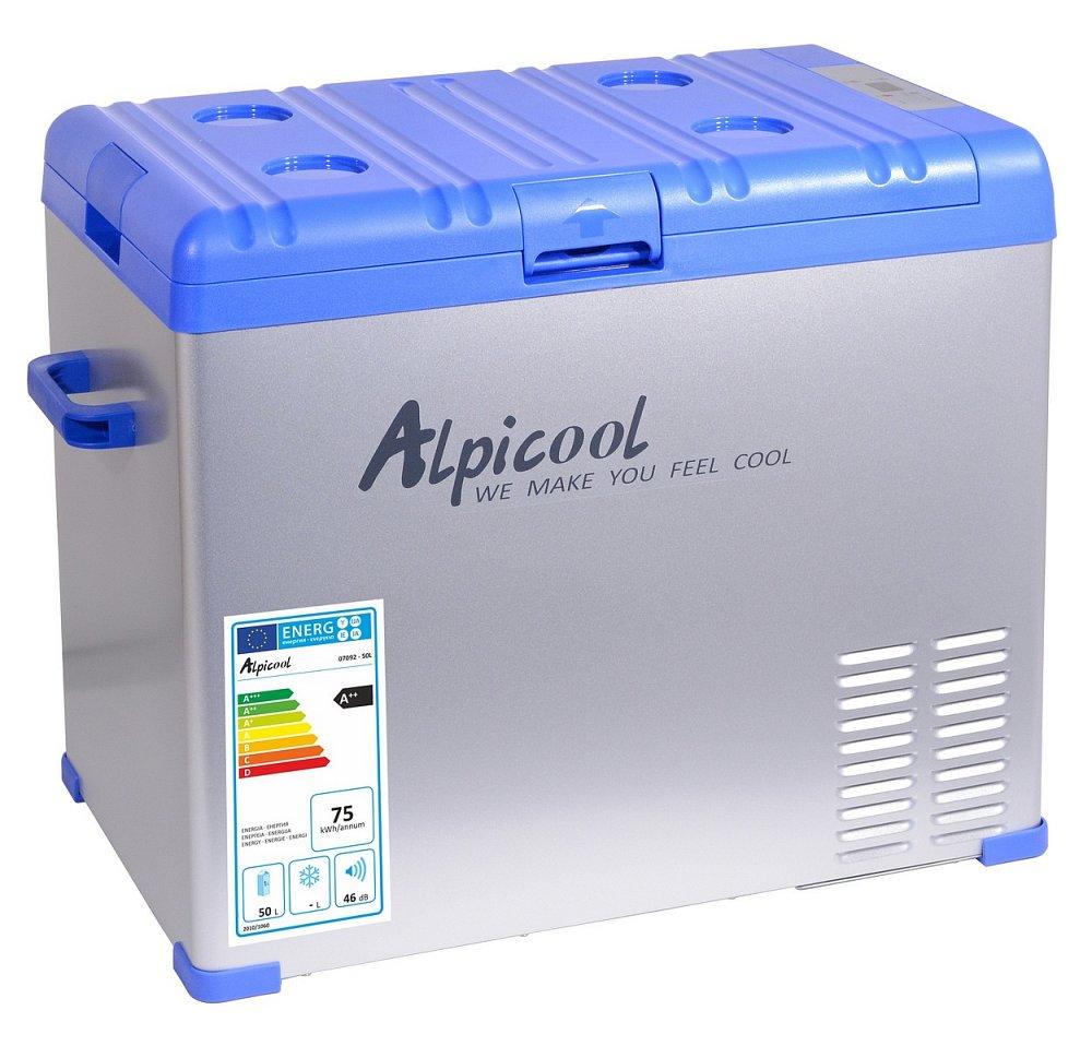 Alpicool Chladící box kompresor 50l 230/24/12V -20°C