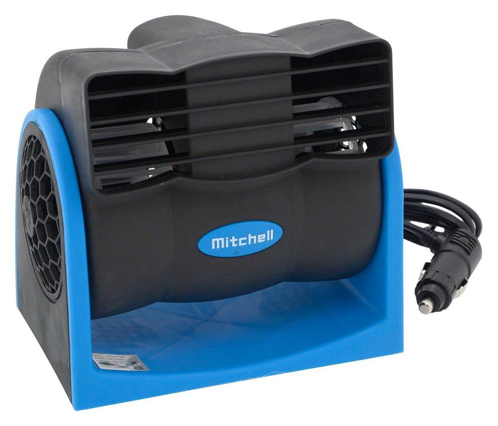MITCHELL Ventilátor 12V na palubní desku