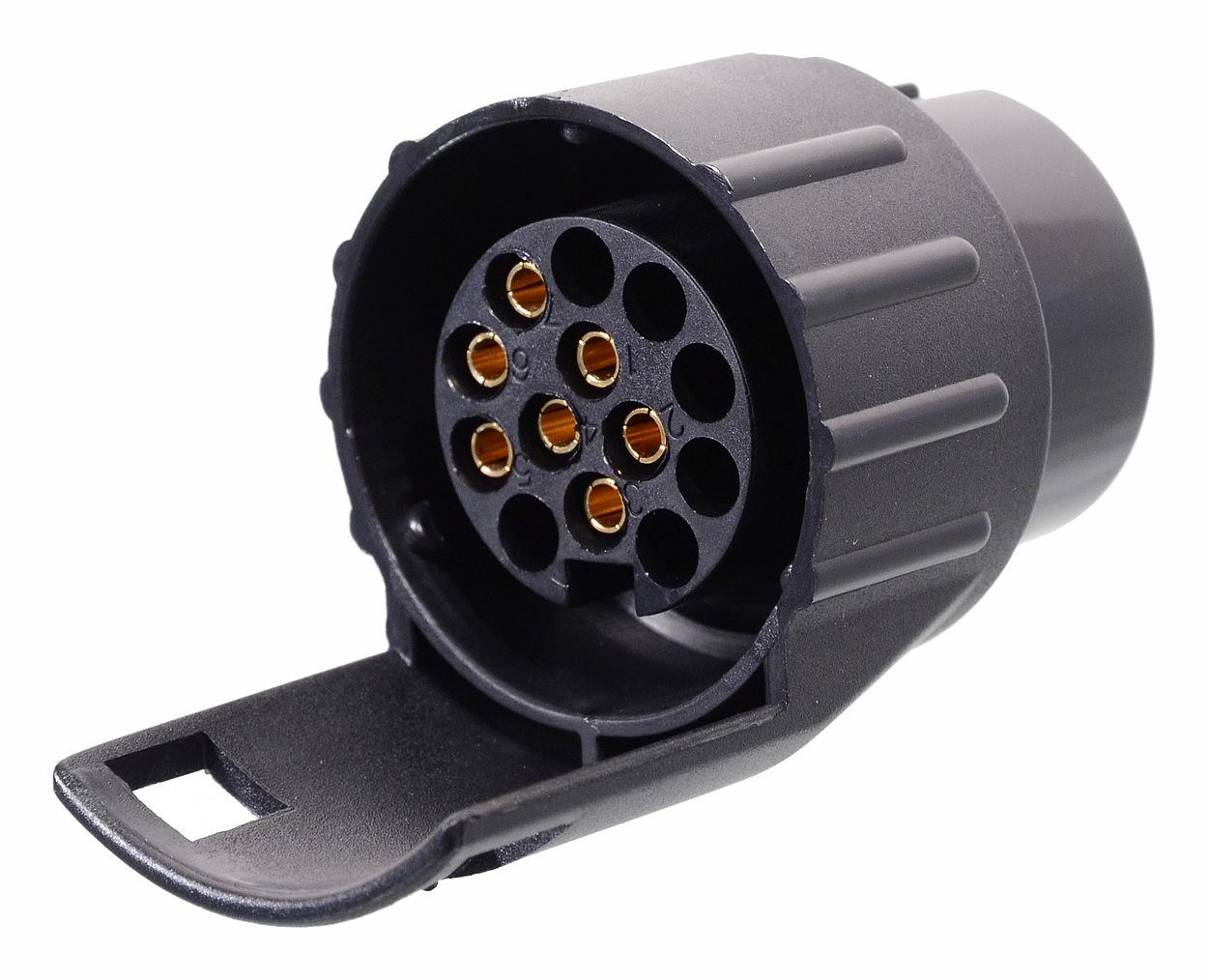 Compass Redukce zásuvky tažného zařízení 7-13 pólů