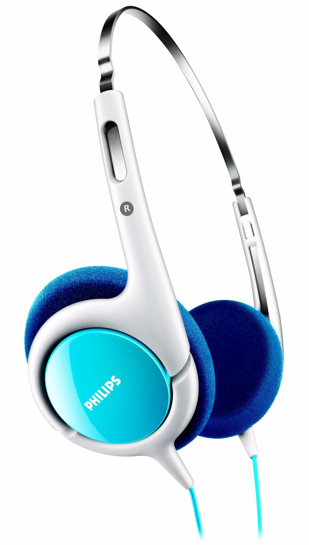 Philips Sluchátka cestovní pro děti