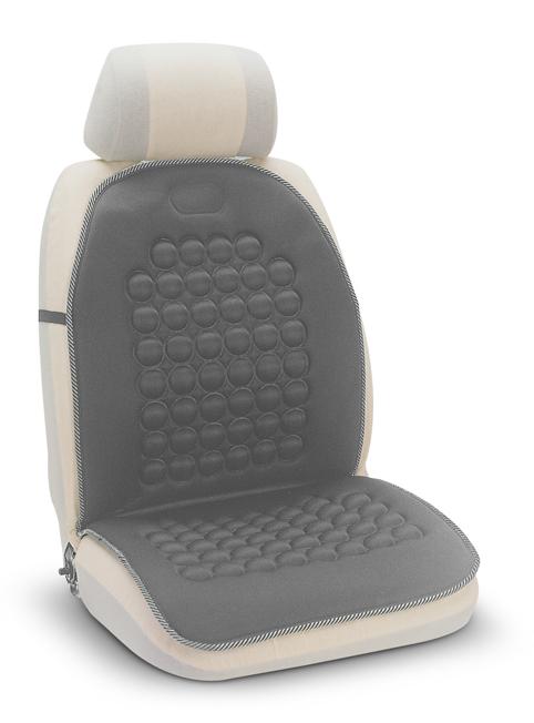 Bottari Potah sedadla masážní JAVA šedý