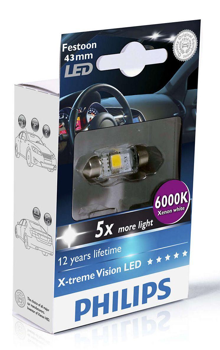 Žárovka LED 12V 1W