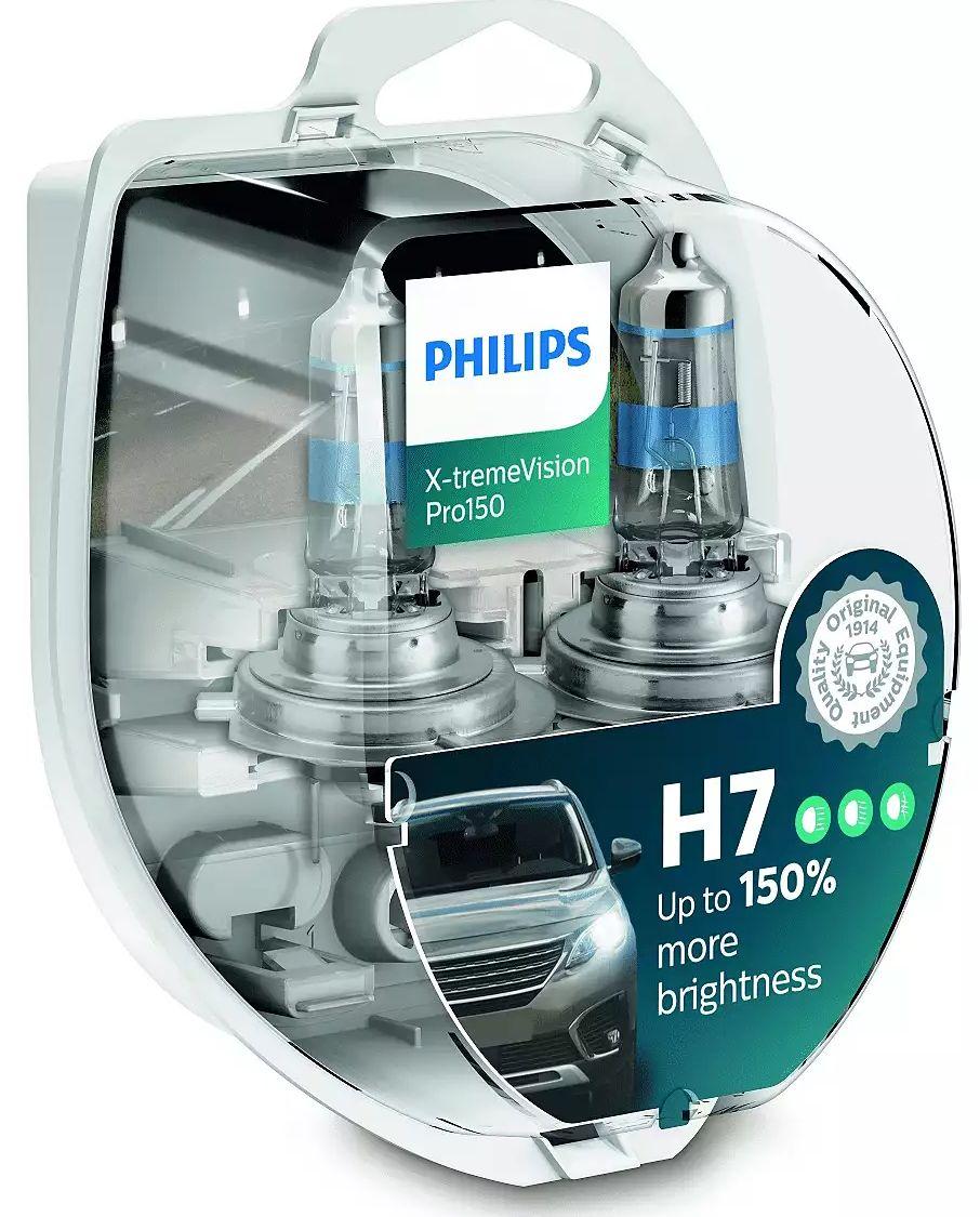 Philips XtremeVision Pro150 12972XVPS2 H7 PX26d 12V 55W 2ks
