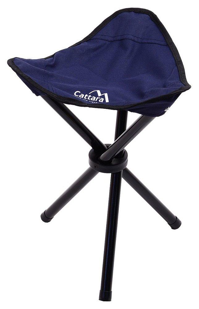Cattara Židle kempingová skládací OSLO modrá