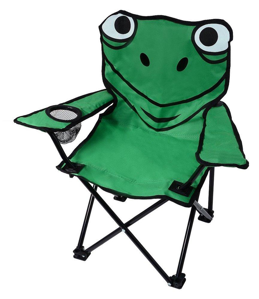 Cattara Židle kempingová malá FROG