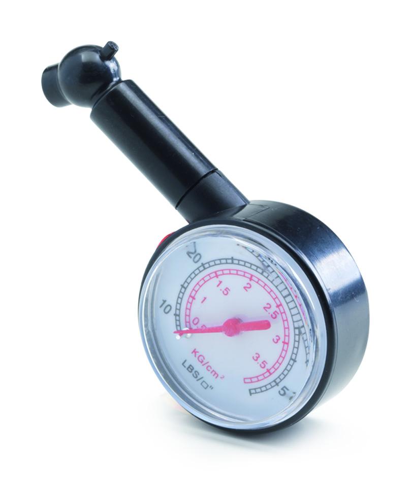 Bottari Pneuměřič 0,5 - 3,5 Bar