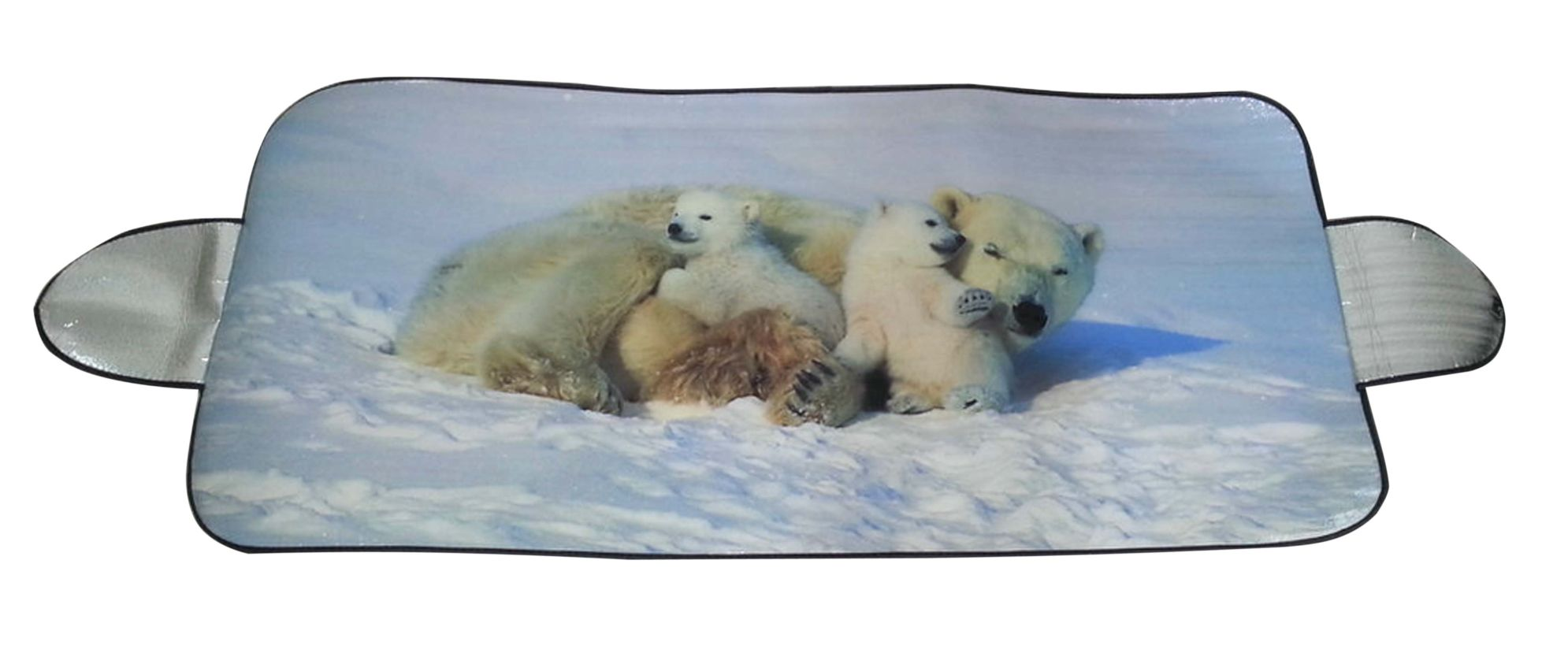 Clona zimní POLAR BEAR 150X70cm