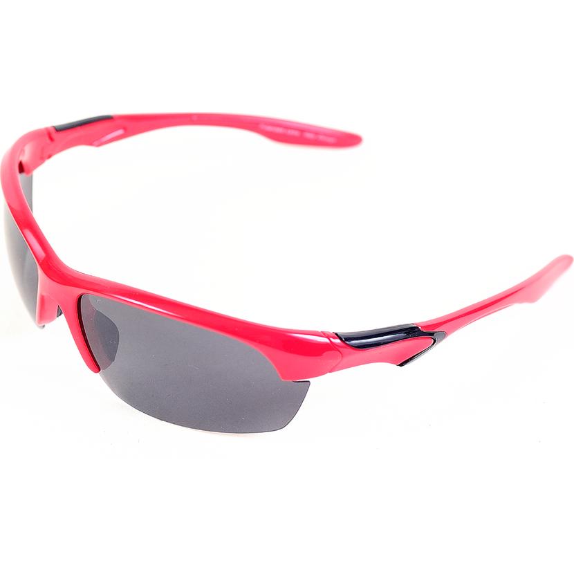Polarizační brýle POLARIZED ACTIVE SPORT 2.178-G červené