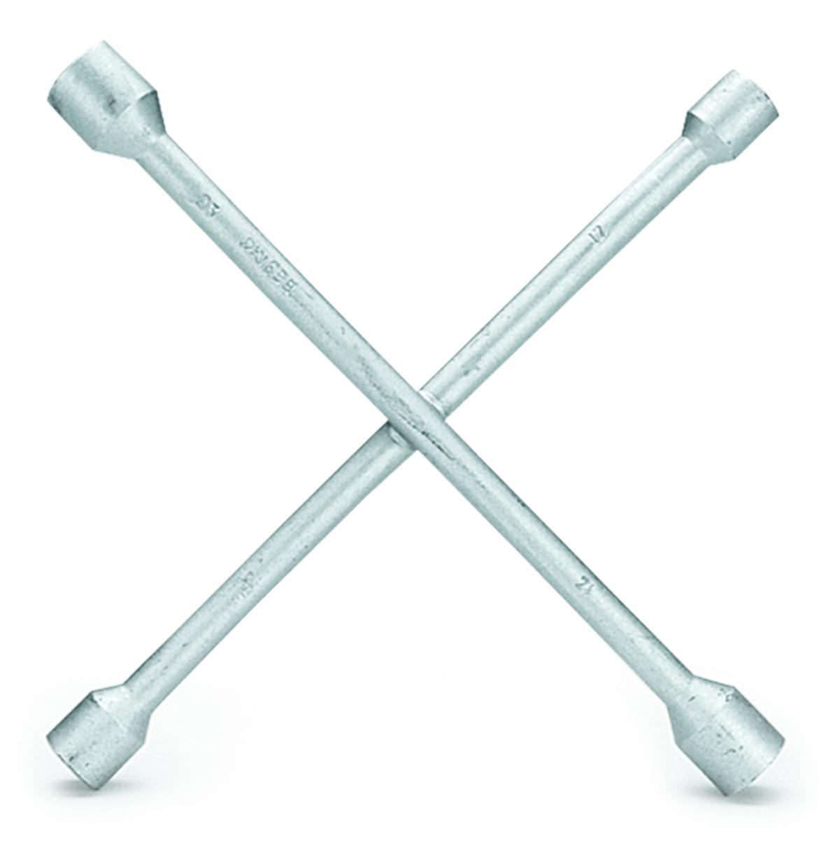 Bottari Klíč křížový SILVER