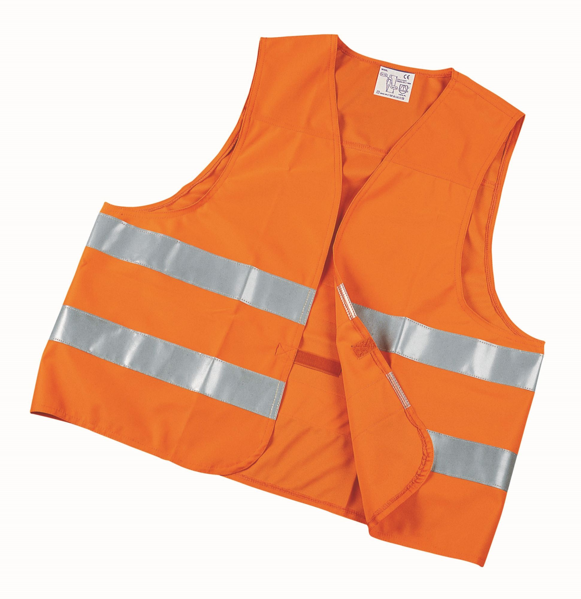 Vesta reflexní dětská oranžová
