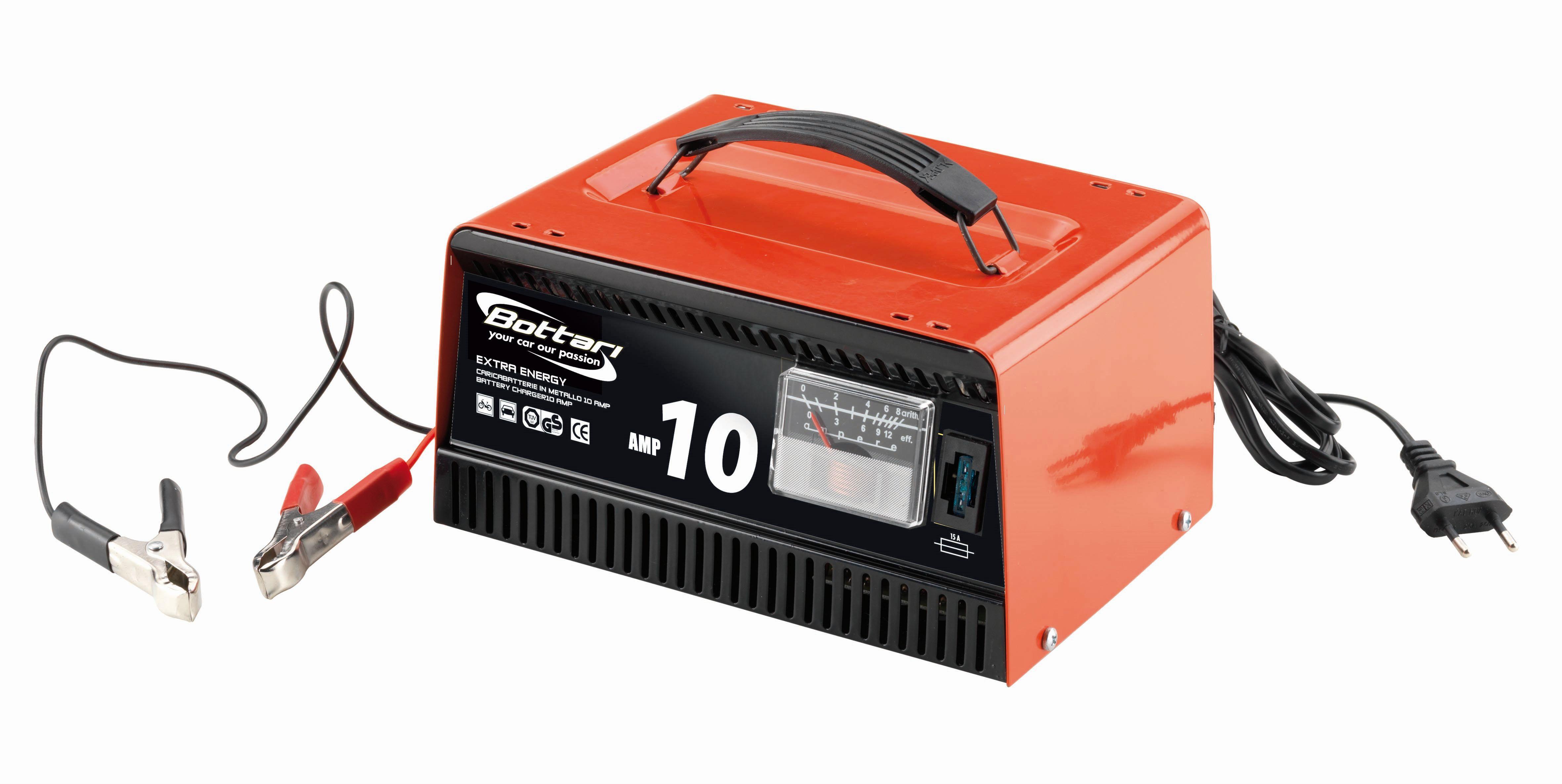 Bottari Nabíječka autobaterií EXTRA ENERGY 12V 10A