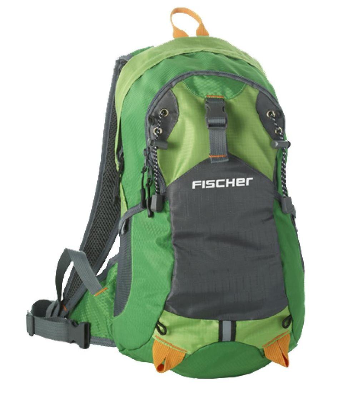 Fischer Batoh na kolo 15l zelený