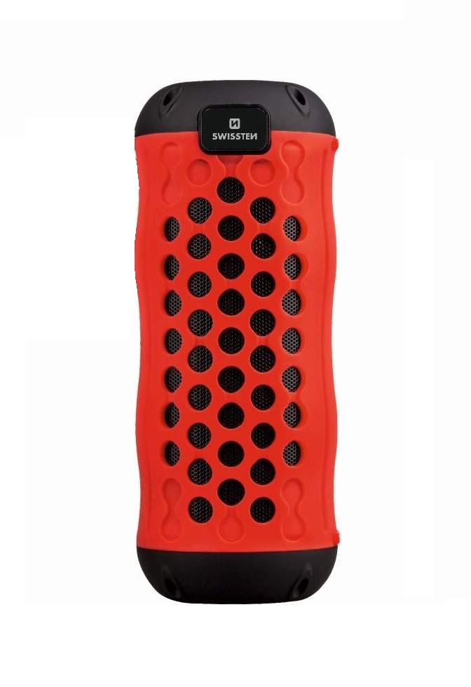 Swissten Bluetooth reproduktor X-boom červený