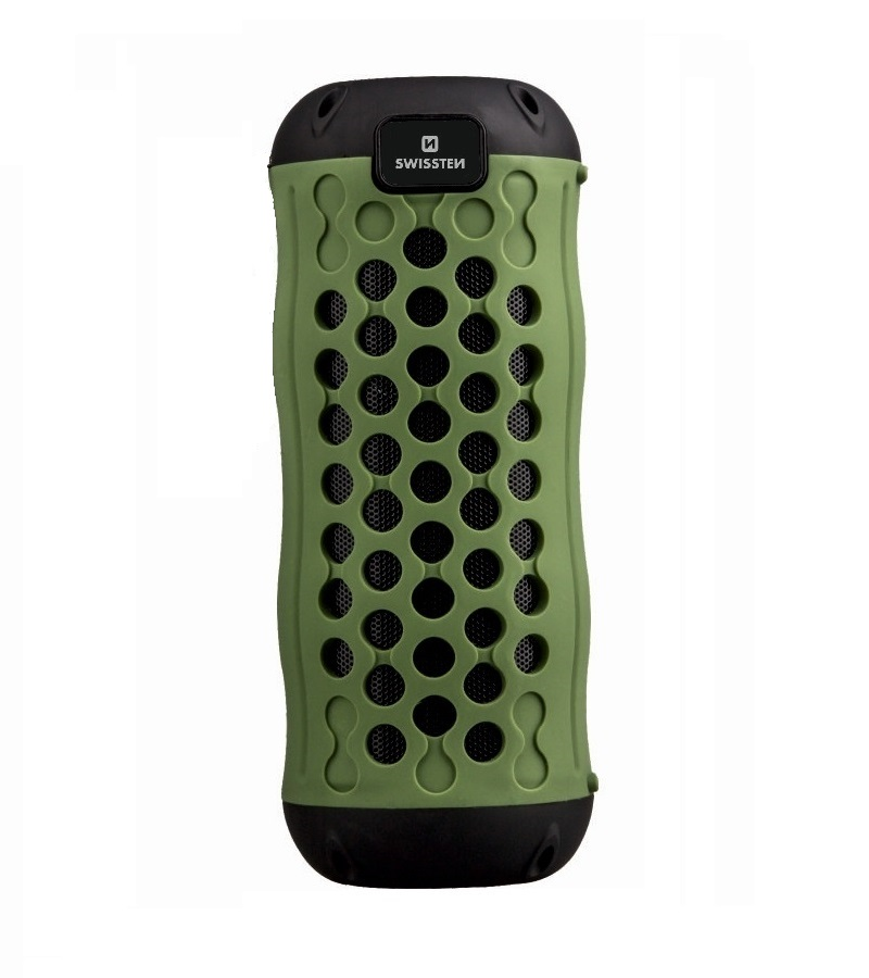 Swissten Bluetooth reproduktor X-boom zelený