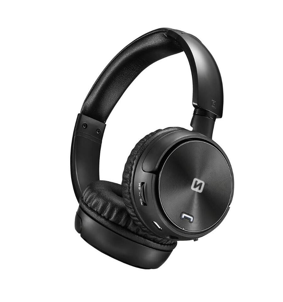 Swissten 52510500 Sluchátka bluetooth stereo TRIX černé