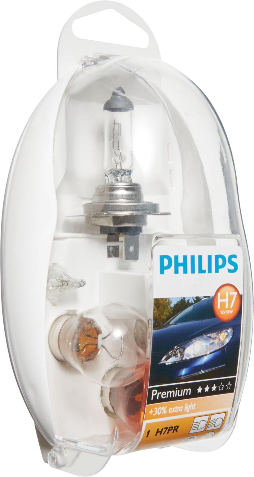 Philips Easy KIT 55474EKKM H7 PX26d 12V 55W