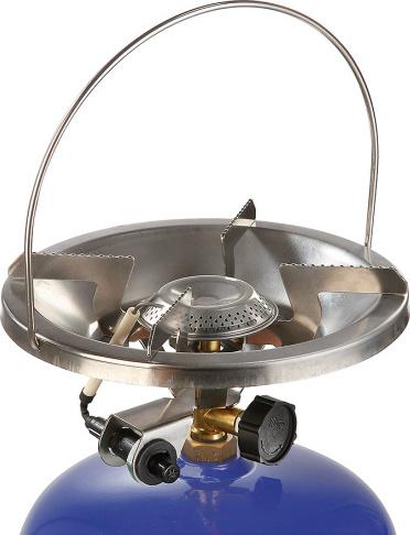 Plynový campingový vařič SOLO plus piezo
