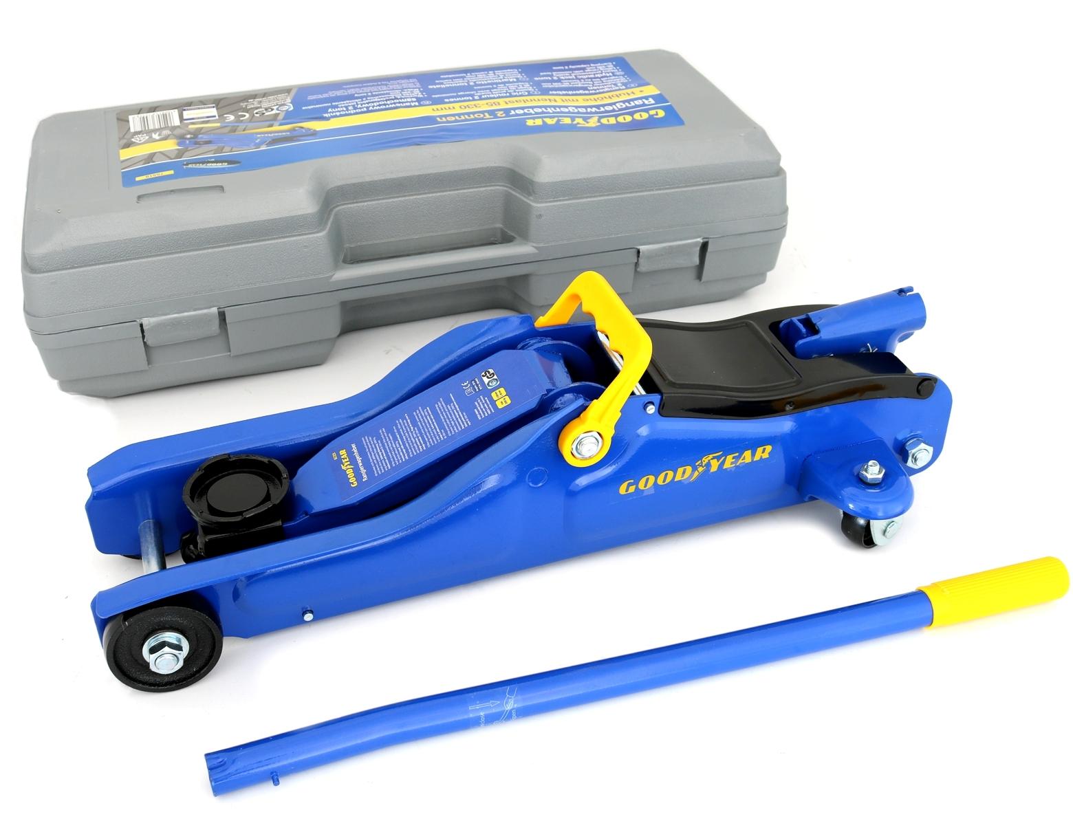 Goodyear 75518 Zvedák hydraulický pojízdný 2t