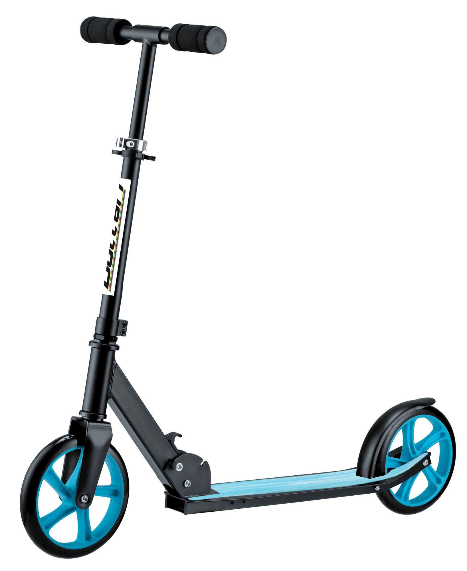 Goodbike Koloběžka pro dospělé černo-modrá