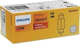 Philips Vision 12844CP C5W SV8,5 12V 5W 1ks