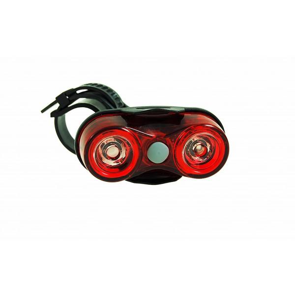 Goodbike 2 LED Světlo zadní červené CHASE