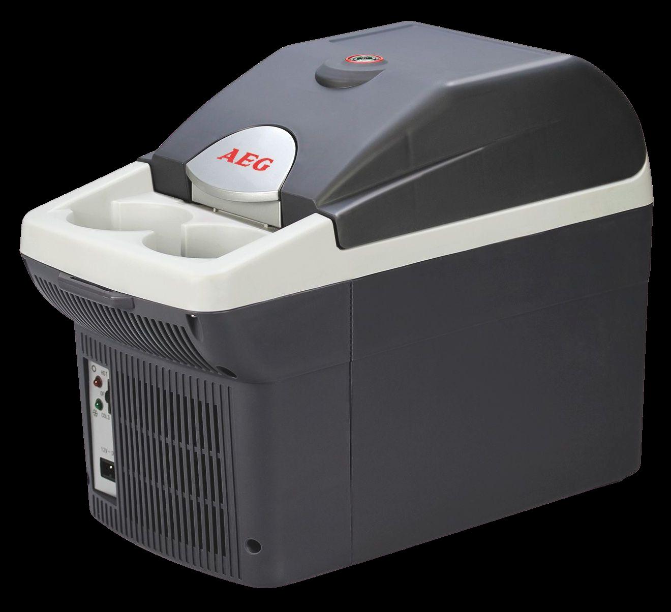 AEG Chladící box 12V, 230V 6 litrů