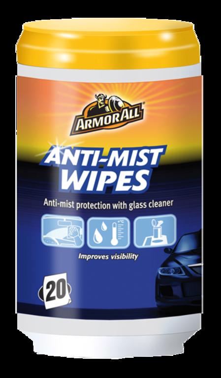 Armor All® Ubrousky proti zamlžování 20 ks