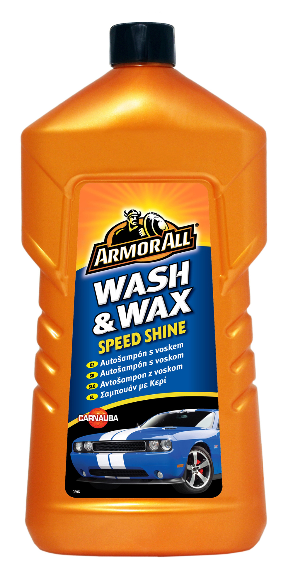Armor All® WASH & WAX Autošampón s voskem 1l