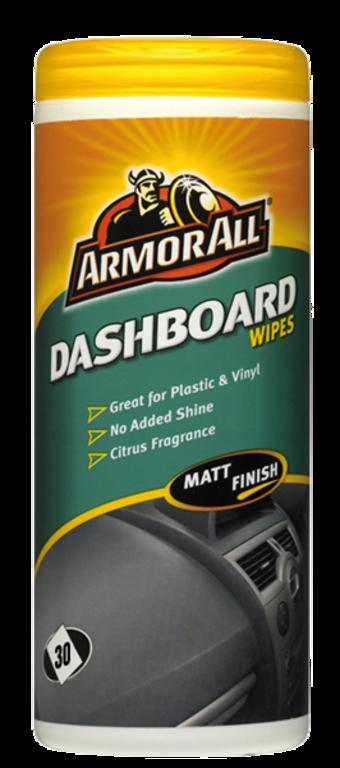Armor All® Ubrousky na plasty matné - tuba 30ks