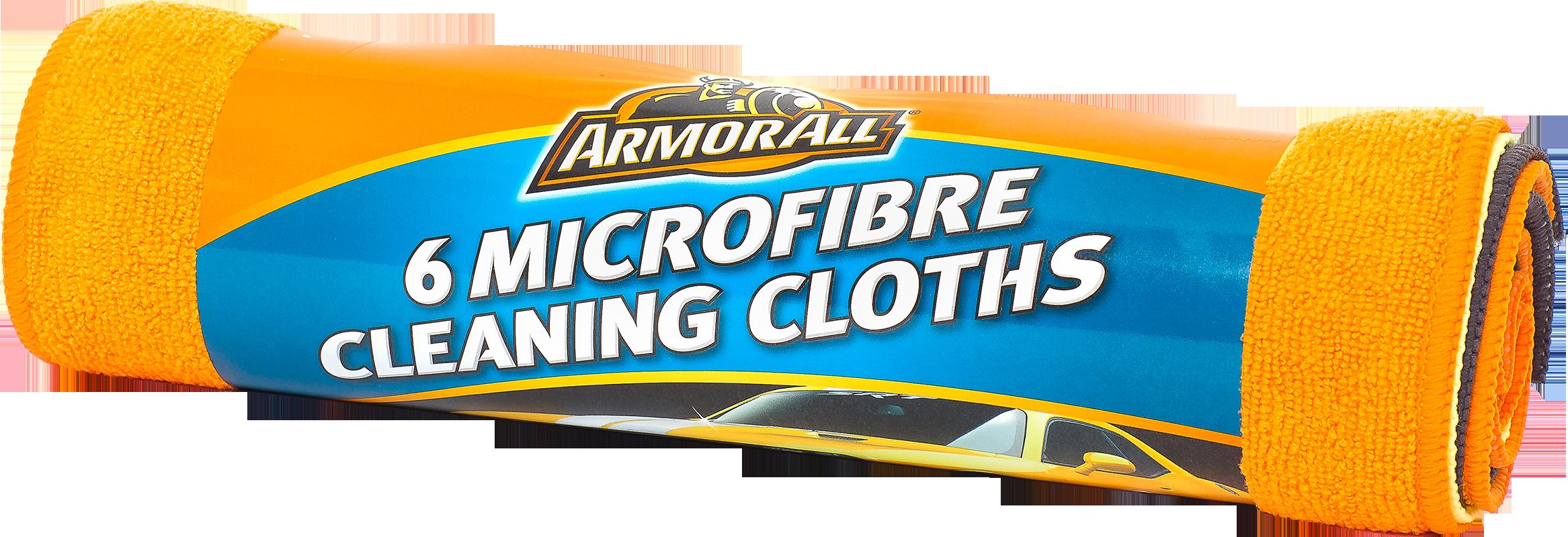 Armor All® Utěrky z mikrovlákna 6 kusů