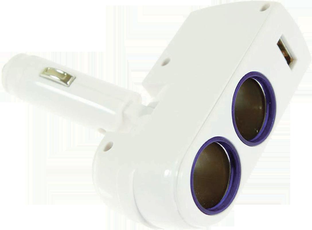 Bottari Rozdvojka s USB 1AMP