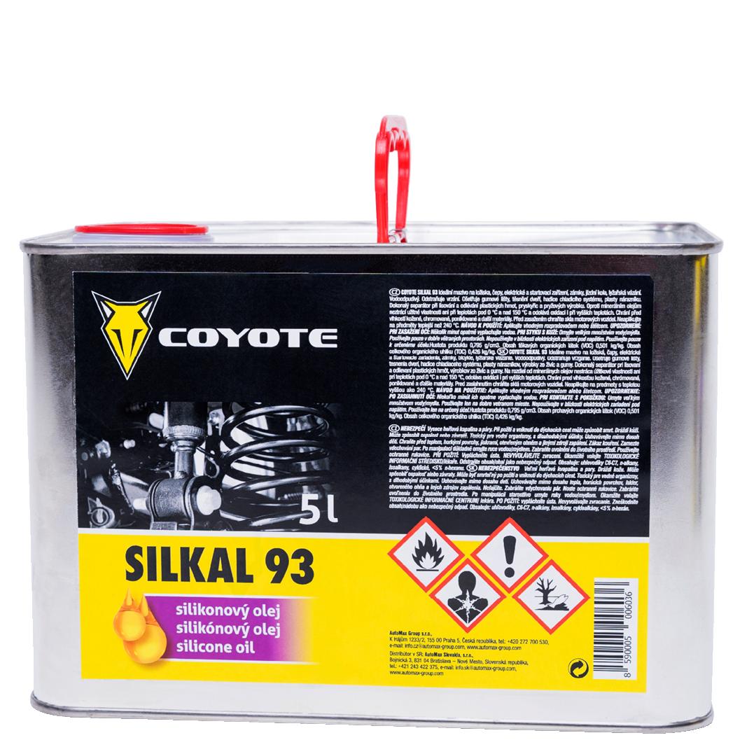 COYOTE Silkal 93 5 litrů