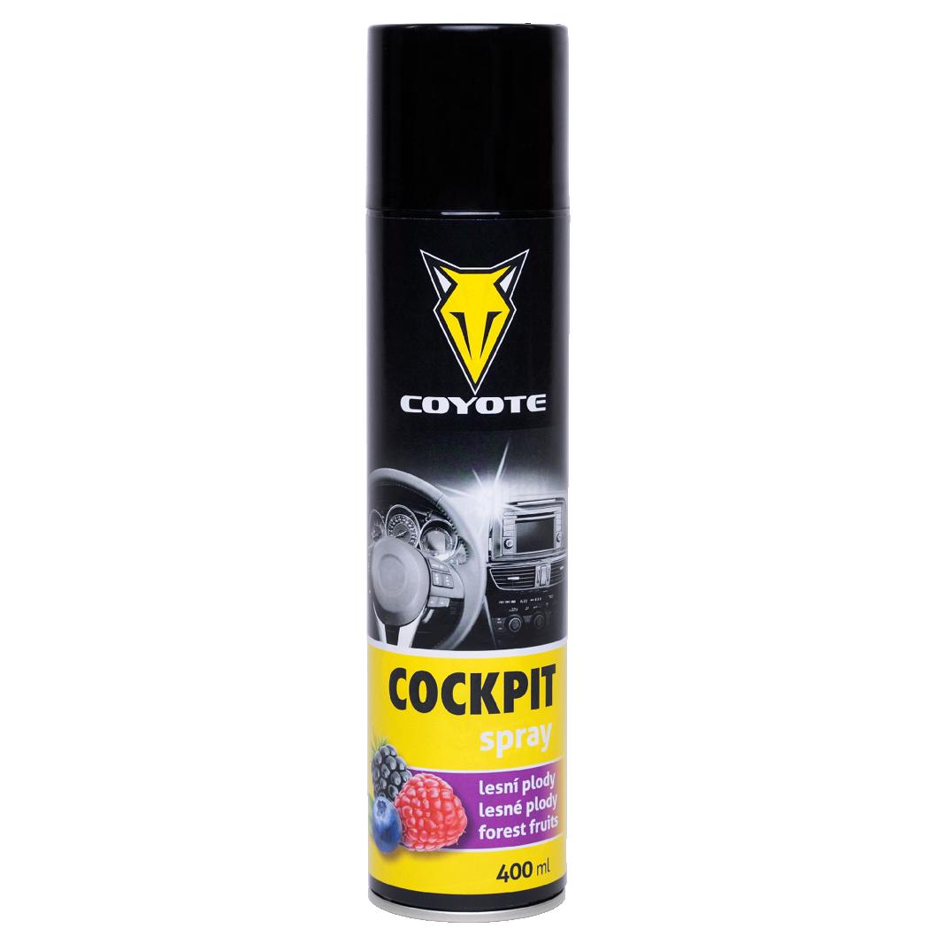 Coyote Cockpit spray Lesní plody 400 ml