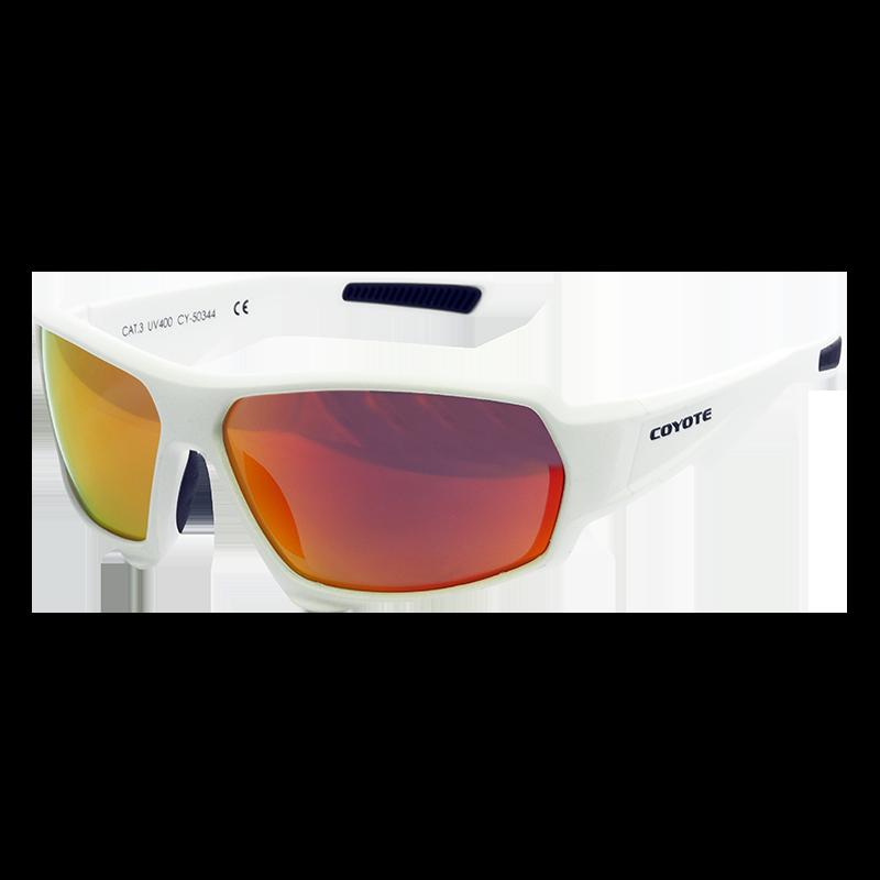 Coyote Vision Brýle SPORT polarizační bílé CY-50344