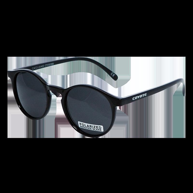 Coyote Vision Brýle FASHION polarizační černé CY-50359