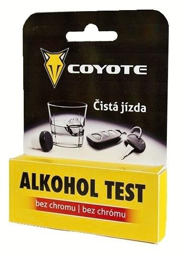 Coyote Alkoholtest jednorázový