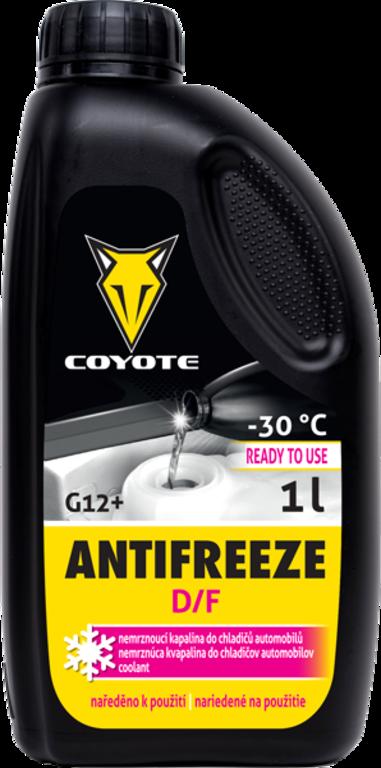 Coyote Antifreeze nemrznoucí směs do chladičů D/F READY -30°C 1