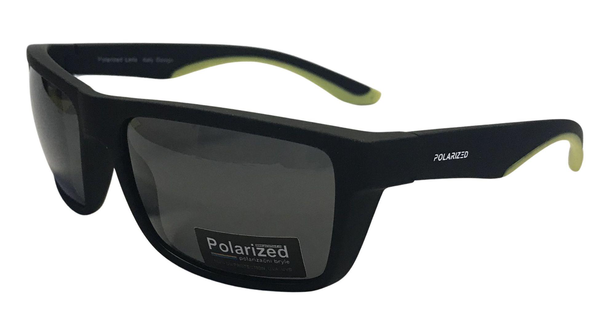Coyote Vision Brýle FASHION polarizační černé matné SGLPO2.180 (0x)