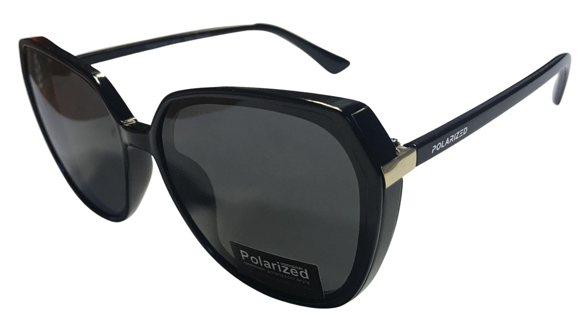 Coyote Vision Brýle FASHION polarizační černé SGLPO2.194