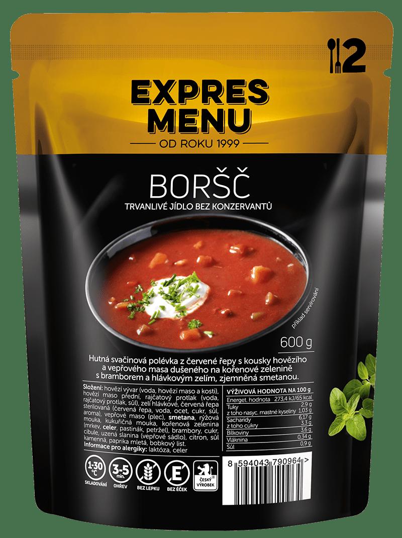 Polévka Boršč