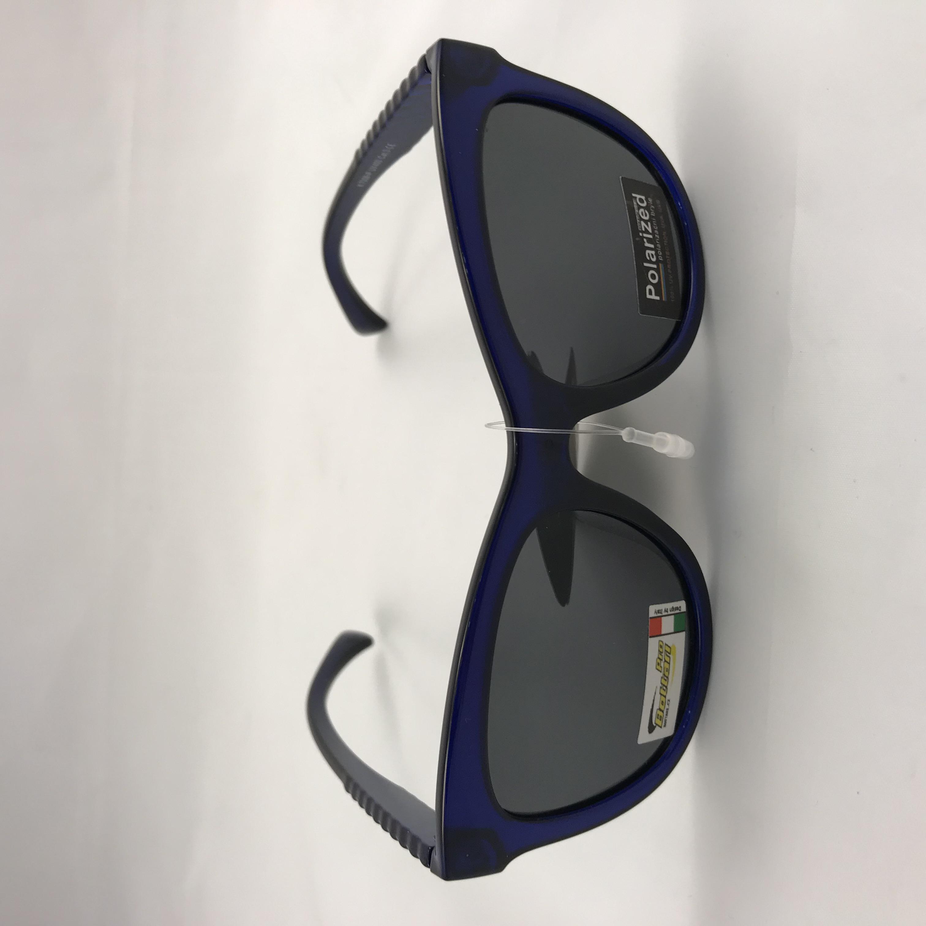 Polarized Brýle polarizační plastové fialovo-černé K7308-Pf