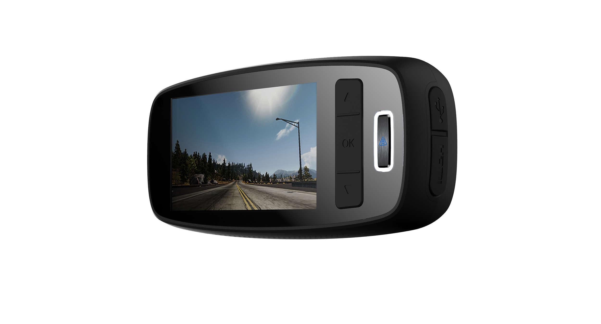 Philips Videokamera do auta ADR810