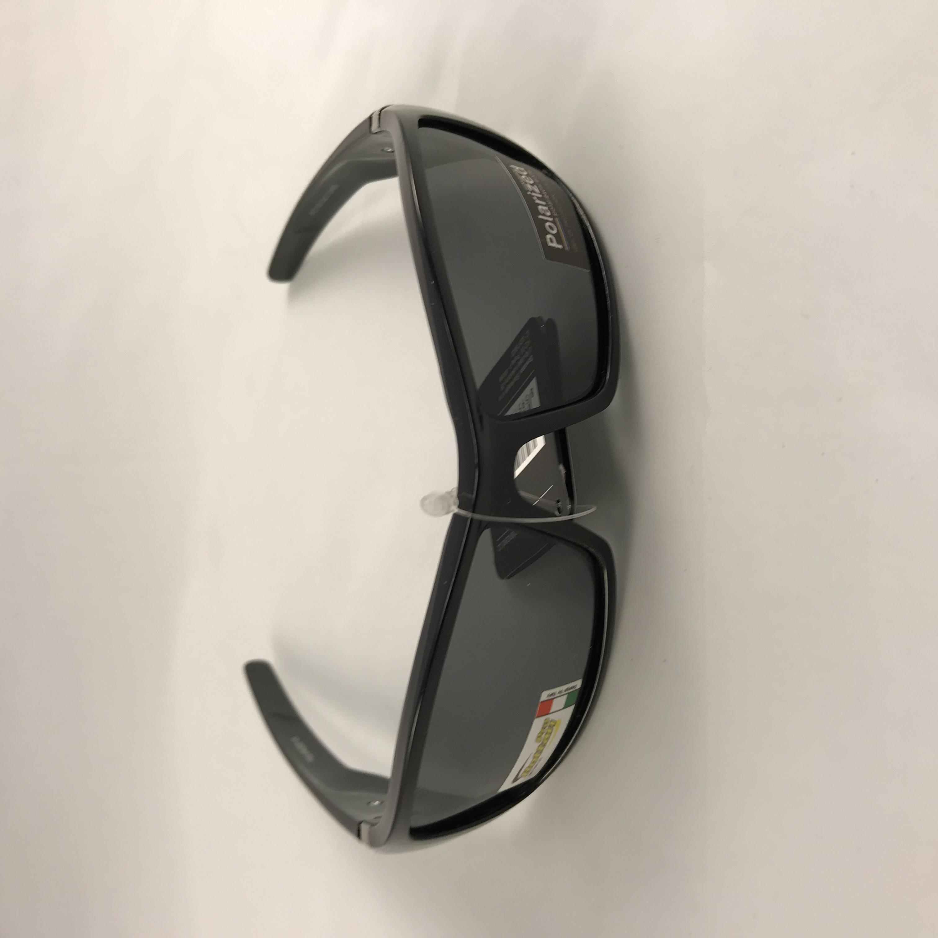 721ab7c7b Polarized Brýle FASHION polarizační plastové černé lesklé PL7118