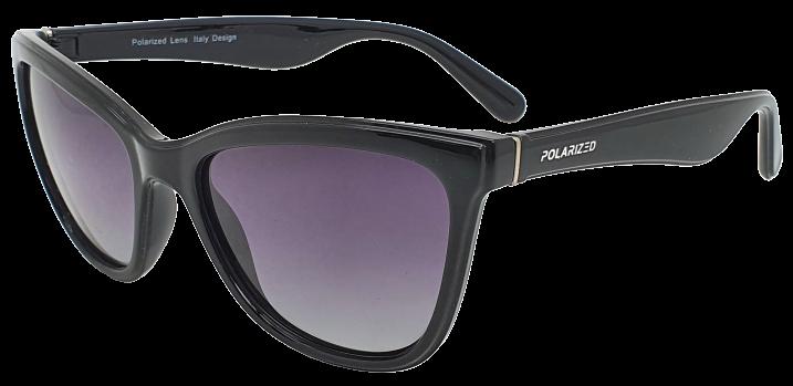 Polarized Brýle polarizační fashion dámské SGLPO2.162 černé