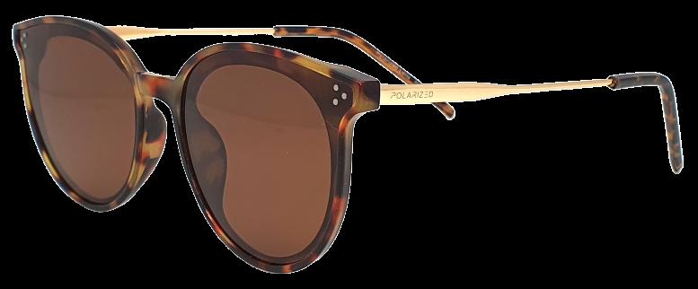 Polarized Brýle polarizační fashion dámské SGLPO2.191 tygrované
