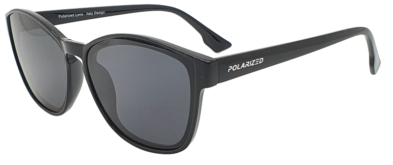 Polarized Brýle polarizační fashion dámské SGLPO2.193 černé