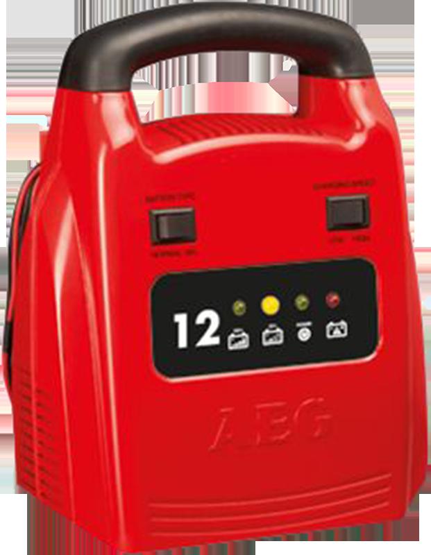 AEG Nabíječka baterií automatická 12A, 12V, 2-120Ah