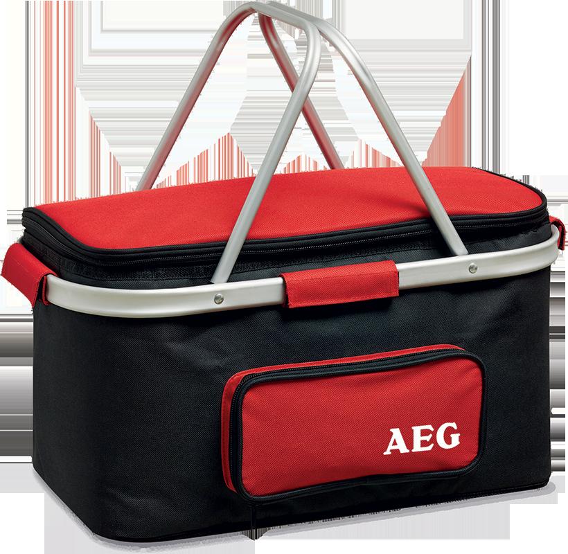 Chladicí taška (box) AEG KS 26 12 V černo-červená 26 l